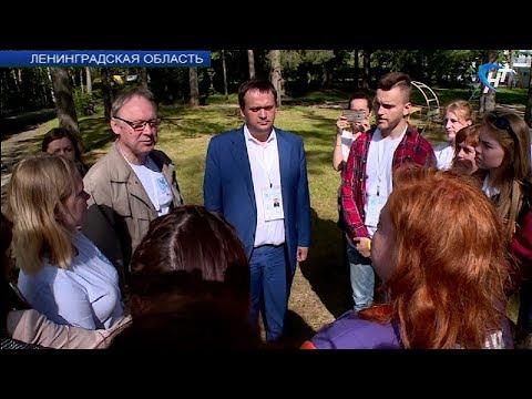 24 новгородца принимают участие в молодежном образовательном форуме «Ладога»