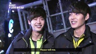 Video Entertainment Weekly - Lee Jongsuk & Kim Woobin (2013.04.04) MP3, 3GP, MP4, WEBM, AVI, FLV Juni 2019