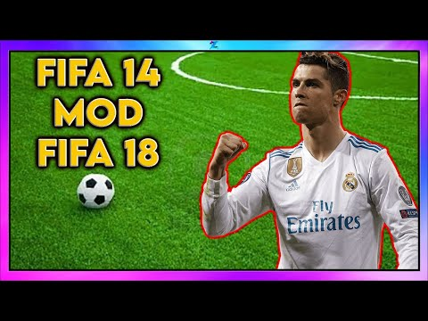 FIFA 14 Mod FIFA 18 Android - New Update Mod