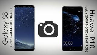 Video Samsung Galaxy S8 vs Huawei P10 Camera Comparison [Eng subs] MP3, 3GP, MP4, WEBM, AVI, FLV Agustus 2018