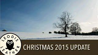 8. Christmas 2015 Update