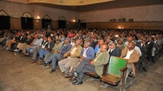 Eritrea: Government Holds Nationwide Discussion About The Future Of The Country | Eri-TV
