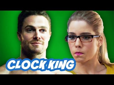Arrow Season 2 Episode 14 Review - Time Of Death