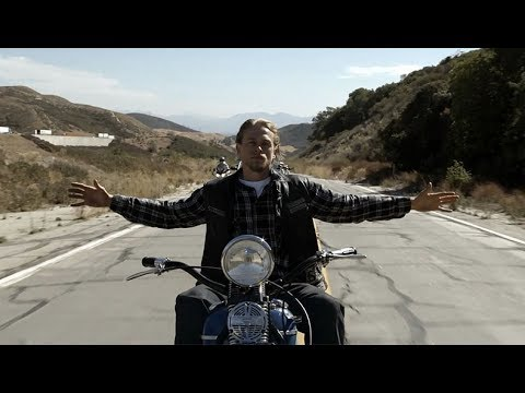 Sons Of Anarchy - Forever Young // Jax Teller
