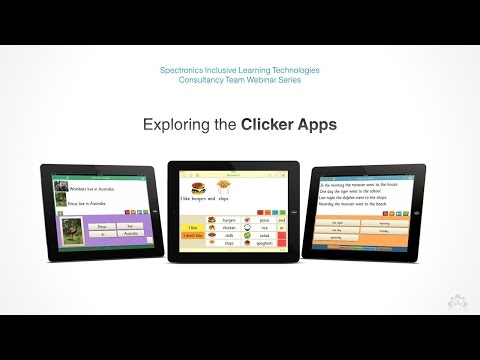 Exploring the Clicker Apps Series