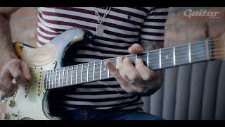 Video Killer Strat tone tips and monster playing from Dan Patlansky MP3, 3GP, MP4, WEBM, AVI, FLV Juni 2018