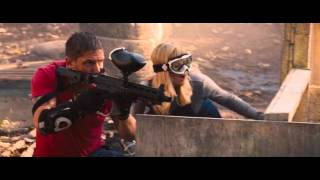 Nonton The Paintball Scene From This Means War 2012    Tom Hard Film Subtitle Indonesia Streaming Movie Download