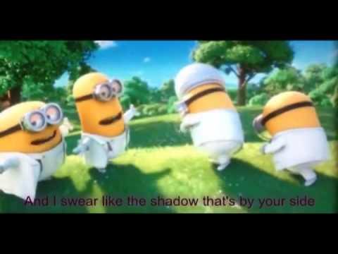 Các minion hát cover lại bài I Swear