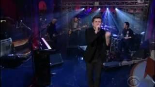 The Script- Breakeven ( Live at  Letterman 2009)
