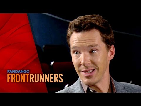 Benedict Cumberbatch - The Imitation Game | Fandango FrontRunners Season 3 (2015) thumbnail