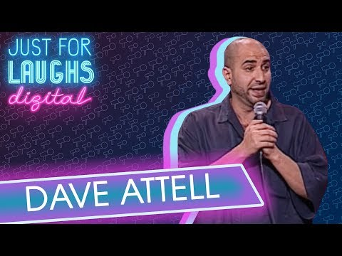 Dave Attell - How You Know When You're Really Drunk