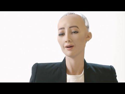 Sophia, la robot inteligente, visitará México (VIDEO)