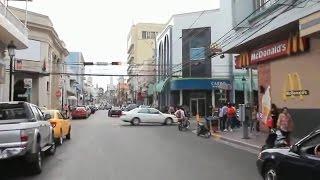 Santiago Dominican Republic  City pictures : Driving In Santiago, Dominican Republic city living part 2