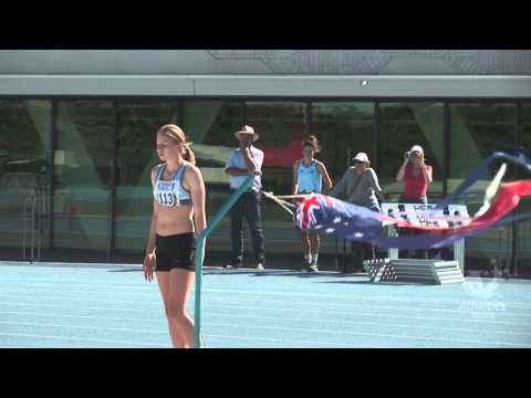 2013 Vic Champs. Women Field Highlights
