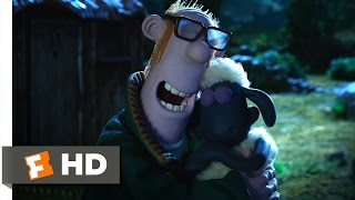 Shaun The Sheep Movie  2015    Defeating Trumper Scene  10 10    Movieclips