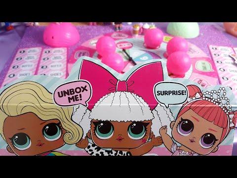Il GIOCO delle LOL Surprise: sfidiamo tre bambole LOL Surprise! [Challenge]