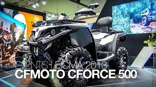3. NOUVEAU 2014 | EICMA | CFMOTO CFORCE 500 2014
