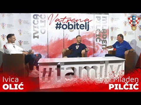 Vatrena #obitelj: Ivica Olić i Mladen Pilčić