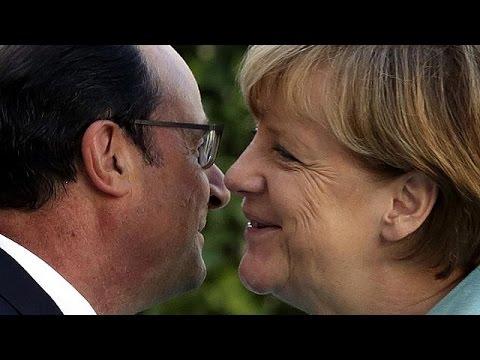 Ολάντ-Μέρκελ: «Αναμένουμε τις προτάσεις της ελληνικής κυβέρνησης»