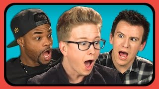 Video YOUTUBERS REACT TO EUROVISION SONG CONTEST MP3, 3GP, MP4, WEBM, AVI, FLV Juni 2018
