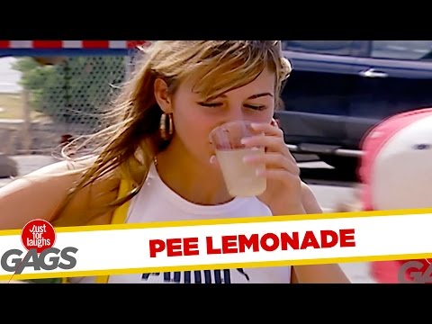 Video Spicy Pee Lemonade & Bird Shit Pranks - Throwback Thursday download in MP3, 3GP, MP4, WEBM, AVI, FLV January 2017
