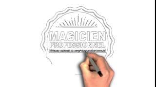 Magicien préféré des organisateurs de spectacle de magie