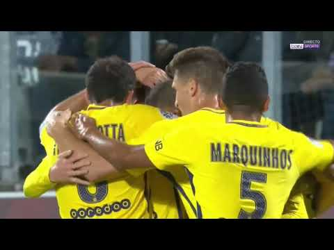 Metz vs PSG 1:5 All Goals and Highlights MBAPPE DEBUT Goal  Ligue 1 2017
