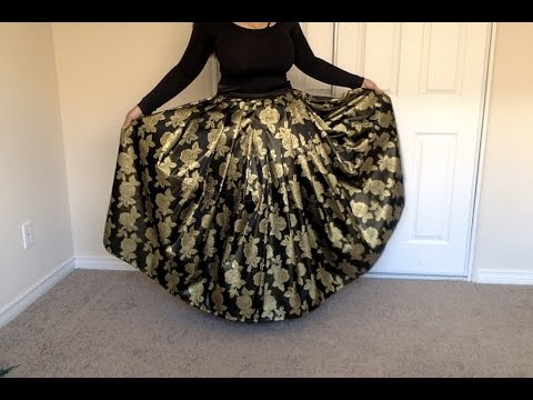 Video DIY Maxi Skirt Tutorial : How to make a Pleated Maxi Skirt Zip, ( Method ) download in MP3, 3GP, MP4, WEBM, AVI, FLV January 2017
