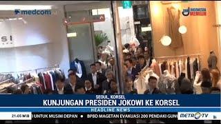 Video Korea Selatan Heboh ! Jokowi Blusukan Ke Pusat Belanja Di Seoul MP3, 3GP, MP4, WEBM, AVI, FLV April 2019