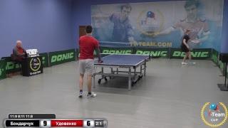 Бондарчук В. vs Удовенко И.
