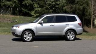 2010 Subaru Forester - Review