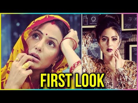 Hina Khan's FIRST LOOK From Her Short Film REVEALE