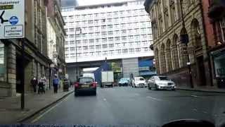Newcastle-upon-Tyne United Kingdom  city photos : ASMR Driving in the UK Newcastle upon Tyne City Centre 08/07/2015