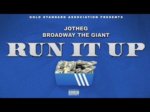 """Run It Up"" by Broadway the Giant [Official Music Video]"