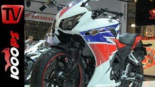 9. Honda CBR 300 R 2015 - Specs and Details
