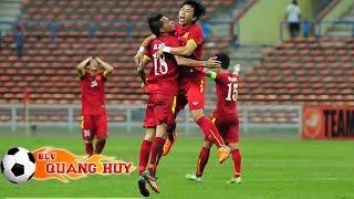 SEA Games 28: U23 Việt Nam Vs U23 Brunei | Highlight, sea games 28, sea games 2015, u23 việt nam, công phượng