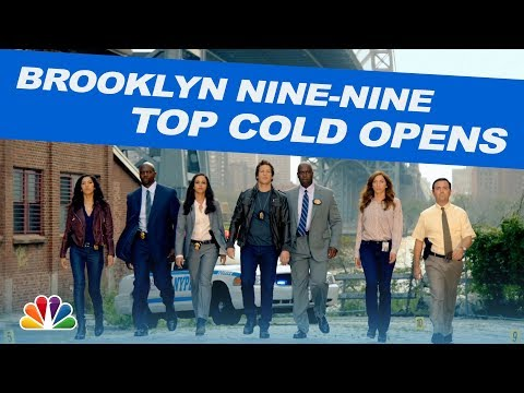 The Best of the Cold Opens - Brooklyn Nine-Nine (Mashup)