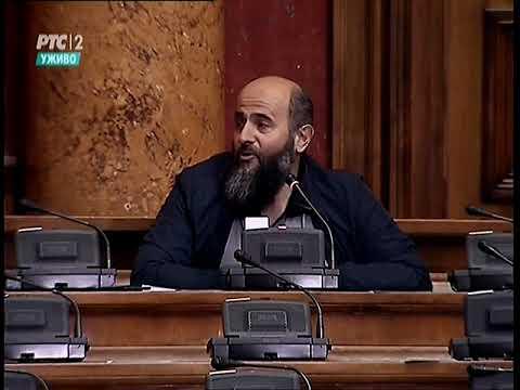 Dr. Zukorlić u Skupštini o putevima i upotrebi termina Sandžak
