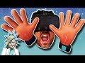 Rick Y Morty Se Nos Va De Las Manos  Locuras Secretos Y Manos En Realidad Virtual