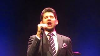 Matt Dusk - My Way (Frank Sinatra), live in Venlo Maaspoort (5-11-2011), during his 'Good News' tour