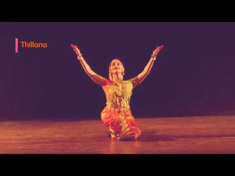 Video Divya Bhat  - Thillana - Bharatanatyam dance download in MP3, 3GP, MP4, WEBM, AVI, FLV January 2017