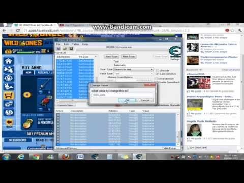 Hack de ropa expirada con cheat engine 6.1 o 6.2