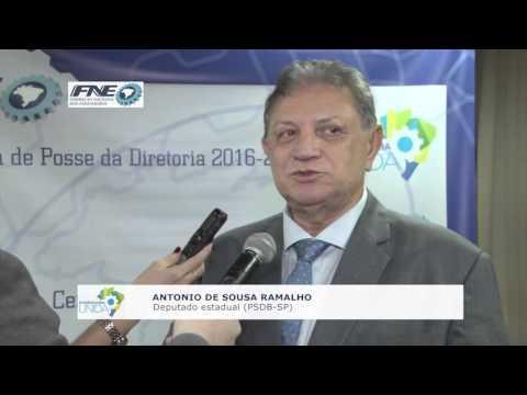 Antonio de Sousa Ramalho – Deputado estadual (PSDB-SP)