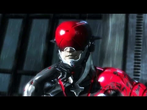 Metal Gear Rising: Revengeance - E3 2012 Trailer Exclusive