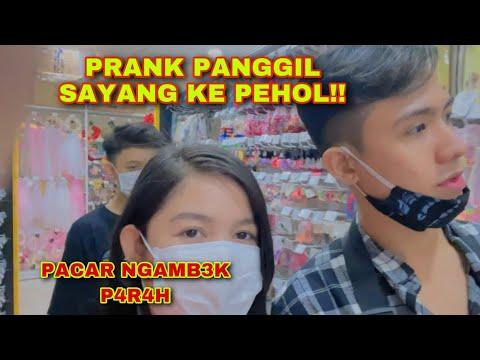 PRANK !!! PANGGIL PEH0L SAYANG - SAID MALAH M4R4H