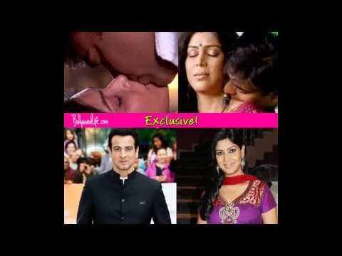 sakshi tanwar kiss - After kissing Ram Kapoor in Bade Acche Lagte Hain, Sakshi Tanwar to kiss Rohit Roy onscreen! After kissing Ram Kapoor in Bade Acche Lagte Hain, Sakshi Tanwar...