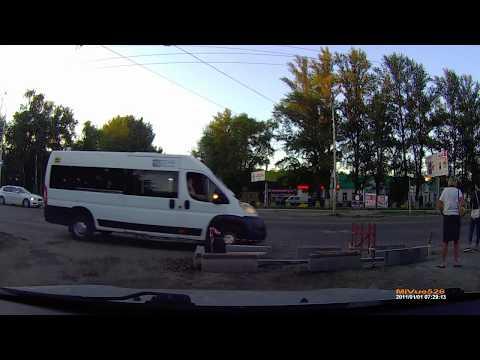 Авария в Пензе