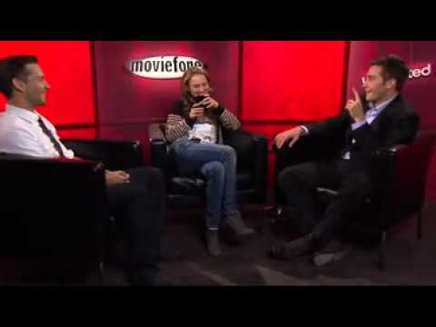 Unscripted - funny interview with the cast of