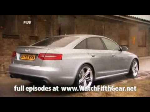 Audi RS6, Mercedes E63 AMG