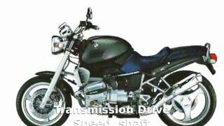 10. BMW R 850R - Specification
